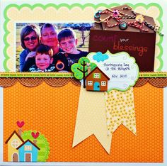 Doodlebug Design Inc Blog: Tuesday Tutorial: Count Your Blessings Journal Pocket by Aphra
