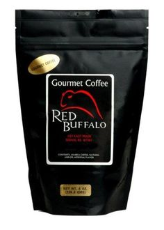 Red Buffalo Almond Chocolate Amaretto Flavored Decaf Coffee, Ground, 12 ounceExquisite Chocolate, Almond and Amaretto seasoning; ground decafFrom high-developed Arabica beans, the most prized espresso grown Chocolate Cherry, Chocolate Coffee, Chocolate Flavors, Swiss Chocolate, Mint Coffee, Spiced Coffee, Amaretto Flavor, Coffee Substitute, Decaf Coffee