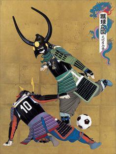 HISASHI TENMYOUYA's Neo-Traditional Japanese Painting ‹ 5election - The International Coolhunting Magazine