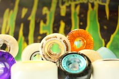 Wild Wednesdays!!!! Come in and buy any set of RICTA WHEELS and grab a #FREE set of bearings! Just mention this post to grab your #FREESWAG!!!! We are Orbit Skate and Boutique!!