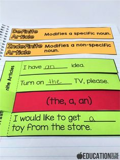 Articles Interactive Notebooks1