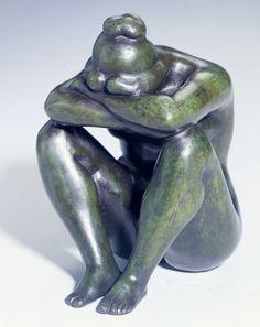 La Nuit, Aristide Maillol 1909