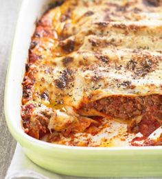 Cannelloni gehakt recept