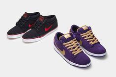 Nike SB June 2012 Footwear – Dunk Low and Janoski Mid