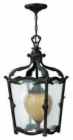 Outdoor Wall Lighting - Hinkley OUTDOOR SORRENTO 1422AI