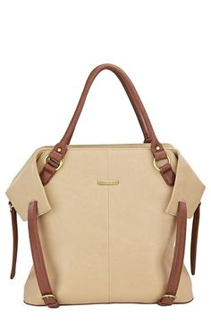 Timi & Leslie Charlie Diaper Bag Set - Sand/Cinnamon- Timi & Leslie Charlie Diaper Bag Set - Sand/Cinnamon Charlie, Charlie, oh how I love thee! Charlie is made from vegan faux leather (PVC free) and features our custom hardware i Chic Diaper Bag, Best Diaper Bag, Convertible, Leather Diaper Bags, Shopping Bag, Purses And Bags, Timi Leslie, Shoulder Bag, Cinnamon