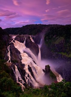 Barron Falls, Kuranda, North Queensland, Australia