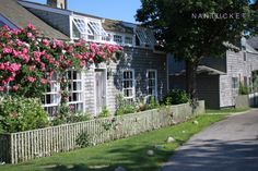 Sconset, Nantucket- some of the most charming houses ever!