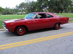 1968 Plymouth Road Runner Hemi for Sale From P.J.'s Auto World Classic and Muscle Cars