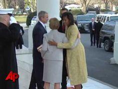 Raw Video: Obama Arrives at the White House Malia Ann, News 2, American Presidents, Michelle Obama, Barack Obama, Youtube, House, Gifts, Us Presidents