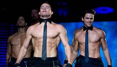 Magic Mike ~ Hellllloooo Mike!