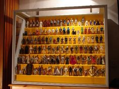 "star wars 6"" black series display cases - Google Search"