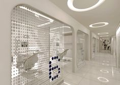 Clinic designed by BALSANG. KOREA