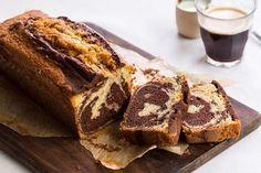 Recette de marbré au chocolat au Thermomix TM31 ou TM5. Réalisez ce dessert en mode étape par étape comme sur votre robot !