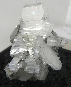 Albite (a type of feldspar and a component of moonstone) from Piedmont, Italy