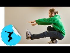 How to Pistol Squat - 4 Beginner Progression Steps - Tapp Brothers - YouTube