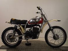 1975 husqvarna cr gp 250 | HUSQVARNA CR250 1972 2 STROKE CLASSIC MOTOCROSS BIKE RESTORATION