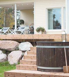 Outdoor Spaces, Outdoor Living, Outdoor Decor, Nordic Style, Coastal Style, Modern Farmhouse, Terrace, Cottage, Garden