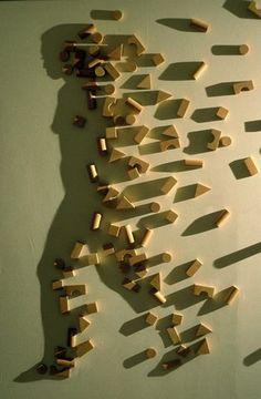 shadow / blocks / form