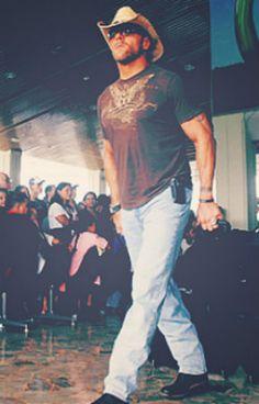Shawn Michaels lookin' good!