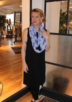 featured look from the #eileenfisher '&' shop