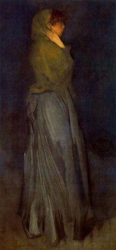 James McNeil Whistler |Pinned from PinTo for iPad|
