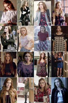From L&P to English Tea (And Back Again): Character Fashion :: Lydia Martin :: Teen Wolf