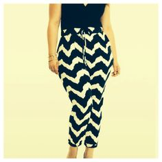 26dd7a320a8 Love print pants Big Girl Fashion