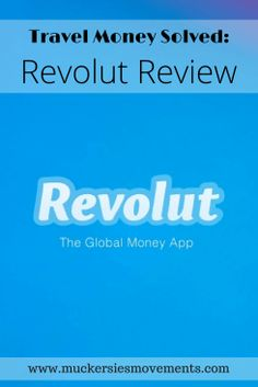 Your days of googling 'where can I get the best exchange rate' are now over! I've used Revolut for a while now, here are my thoughts!