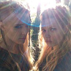 Vikings - Lagertha & Porunn