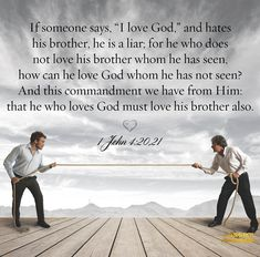 John is the book of the Bible and can be found in the New Testament. Here are some Scripture pictures from the book of John that you will prayerfully be blessed by. Love The Lord, Gods Love, Love Him, 1 John 4, 1st John, Scripture Pictures, Today's Scripture, Bible Knowledge, Favorite Bible Verses