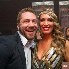 Festa Casamoda Noivas Mais 2015 - Gatsby - Lucas Anderi Patricia Ivanoff