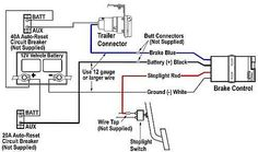 winch wiring diagram http www automanualparts com winch wiring rh pinterest com Wiring Diagram for Trailer Brake Away Typical Trailer Wiring Diagram