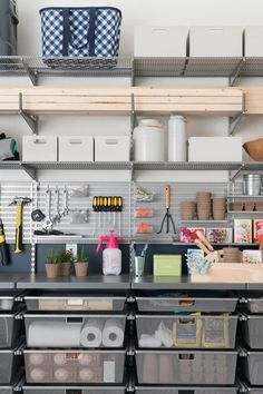 Creative Hacks Tips For Garage Storage And Organizations 134