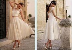 5 Classic Wedding Dresses For A Vintage-Inspired Wedding dresses-no-boyz-allowed