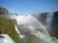 Arcobaleni e giochi di luce #Iguazú #Brasile
