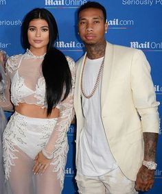 How Kylie Jenner and Tyga are continuing the celebrations...