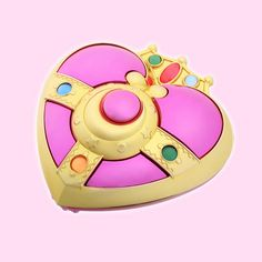 @Kristin West Moon Sailor Moon Moonlight Memory Cosmic Heart Mirror Case! Buy here! http://www.moonkitty.net/buy-sailor-moon-make-up-miracle-romance-shining-moon-powder.php #SailorMoon