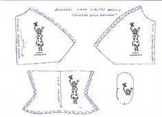Quiero que este tutorial sirva como muestra para un concurso   que quiero organizar entre todas mis modistillas   para el día de SANTA...