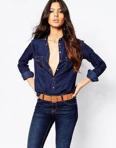 Quel total look jean me va? - Cristina Cordula