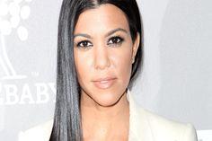 Kourtney Kardashian Will Never, Ever Wear Cosmetics to the Rec center