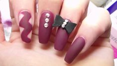 125 years of Fingernails Trends Development  - It is a world-wide notion that women from all corners of the planet love beautifying themselves. They groom themselves by doing their hair, choosing t... -   - Get More at: http://www.pouted.com/125-years-development-stages-of-fingernails-trends/