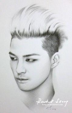 Tae Yang 1 by Hong-Yu.deviantart.com on @deviantART