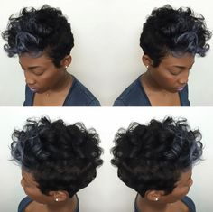 Pop of color via @hairbylatise - http://community.blackhairinformation.com/hairstyle-gallery/short-haircuts/pop-color-via-hairbylatise/