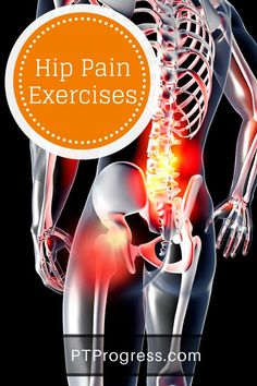 Hip pain causes discomfort for runners, walkers, and especially women. These hip exercises focus on relief and restoration of precise hip motion. Hip Flexor Pain, Bursitis Hip, Hip Flexor Exercises, Hip Stretches, Hip Exercises For Men, Tight Hip Flexors, Stretching Exercises, Hip Arthritis, Arthritis Exercises