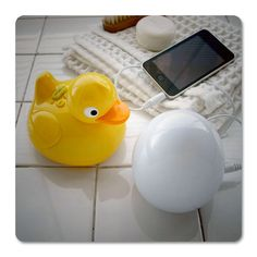 Altavoz inalámbrico flotante para smartphone y MP3 | Tecniac