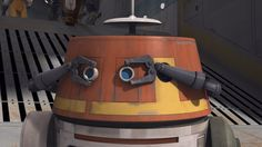 Star Wars Rebels Finally Reveals Chopper's Voice Actor And It's Perfect – Top Stream Tech Star Wars Rebels, Star Wars Droids, Grand Inquisitor, Star Wars Colors, Star Wars Canon, Trade Federation, Star Wars Pictures, Jedi Knight, Watch Tv Shows