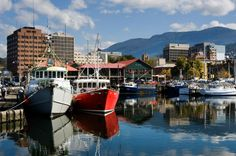 Travellers of the world agree, Hobart is one of the world's friendliest cities. #hobart #tasmania #discovertasmania