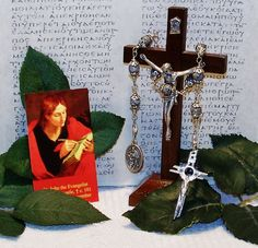 Unbreakable Chaplet of St. John the Evangelist and Apostle - Patron Saint of Friendships by foodforthesoul on Etsy