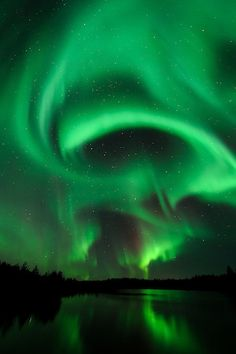 Aurora Borealis by Salamapaja